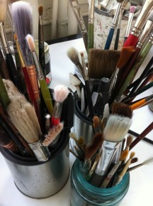 KDC_Paintbrushes_closeup